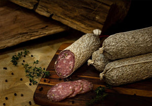 Backa Red Wine Salami