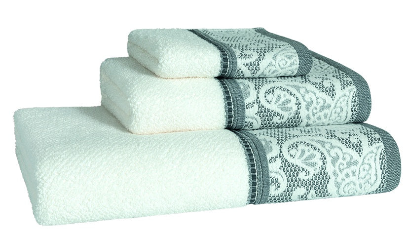 Milano Blue Hand towel