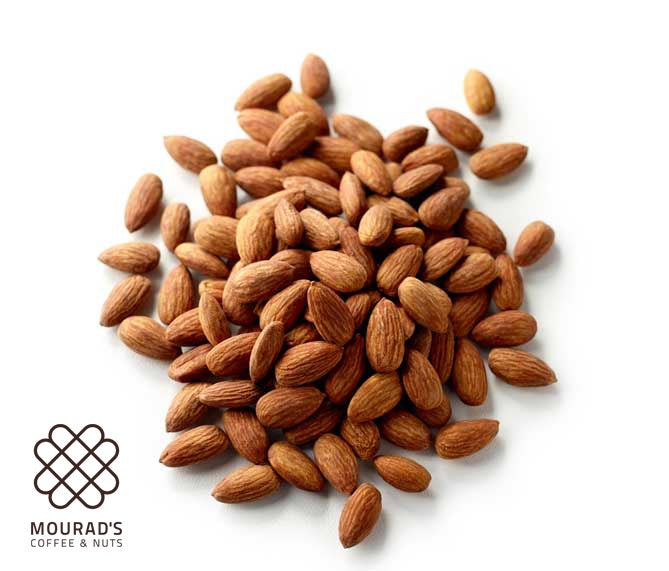 Mourads Smoked Almonds 500g