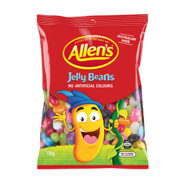 Allens Jelly Beans 190g