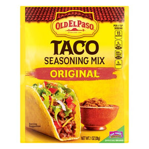 Old El Paso Spice Mix for Tacos