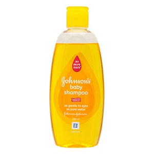 Johnson and Johnson Baby Shampoo 200ml