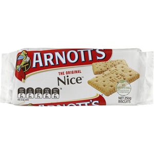 Arnotts Nice Biscuits 250g