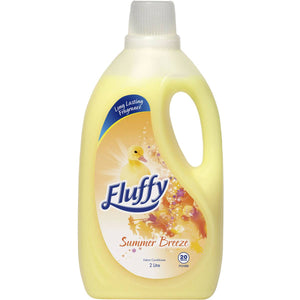 Fluffy Summer Breeze Fabric Conditioner 2L