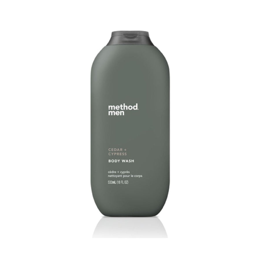 Method Mens Body Wash Cedar And Cypress 532ml