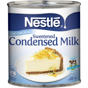 Nestle Sweetened Condensed Milk 395g