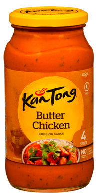 Kantong Butter Chicken 485g