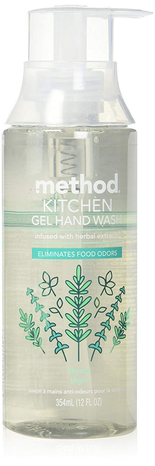 Method Kitchen Gel Handwash Thyme 420ml