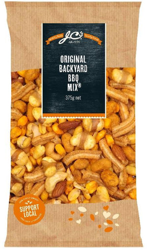 JCs Backyard BBQ Mix 375g