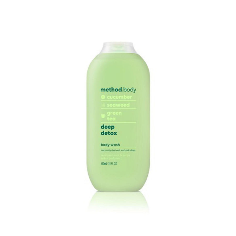 Method Body  Deep Detox Bodywash 532ml