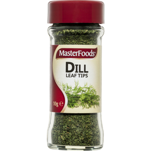 Masterfoods Dill  Leaf Tips 10gm