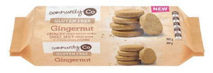 Community Co Gluten Free Gingernuts 180g