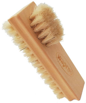 Waproo Kombi Shoe Cleaning Brush Tan