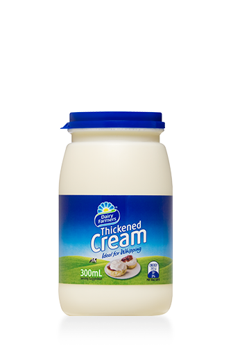 Dairy Farmers Thickened Cream 300ml