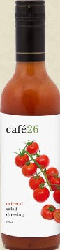 Cafe 26 Salad Dressing Oriental 375ml