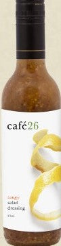 Cafe 26 Salad Dressing Tangy 375ml