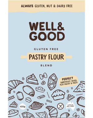 Well & Good Pastry Flour GF 400g