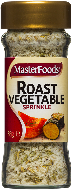 Masterfoods Roast Vegetable Sprinkle  38g