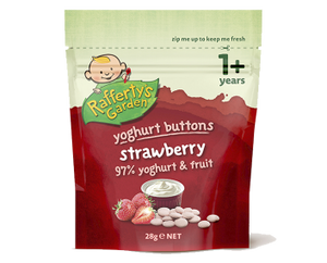 Raffertys Garden Strawberry Yoghurt Buttons