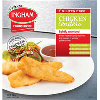 Inghams Chicken Tenders Gluten Free  1kg
