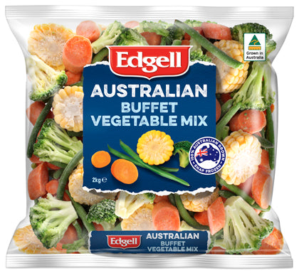 Edgell Vegetable Mix 2kg