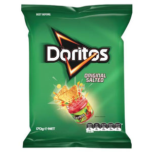 Doritos Corn Chips Original 170g