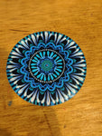 Blue Mandala OBX Sticker