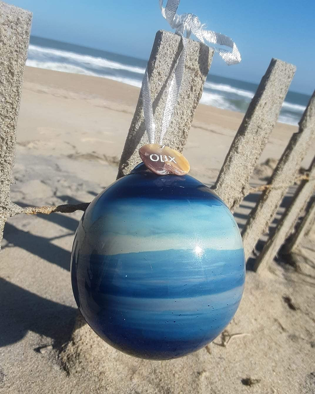 Hand-blown Christmas Ornaments