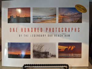 One Hundred Photographs by OBX Beach Bum Roy Edlund