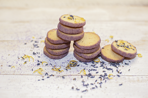 Artisan Tea Cookies by Sweater Box Confections*