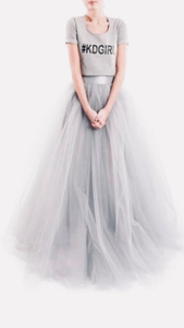 Pop Princess Super Full Aline Tulle Skirt
