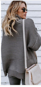 City Chic Oversize Super Soft Cotton Loose Weave Jumper