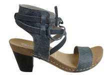 Load image into Gallery viewer, Boho Babe 'Nina' Andacco Strappy Wrap Round Leather Sandals