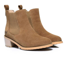 Load image into Gallery viewer, Evelyn' Sheepskin Lined Casual UGG Boots