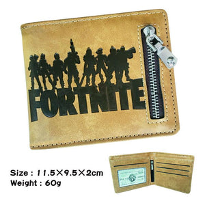 Fortnite Print Wallet For Kids