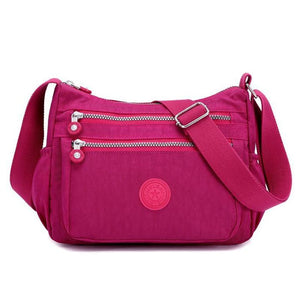 Thread Waterproof Shoulder Bag