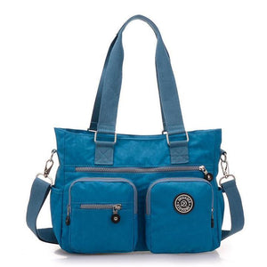 Nylon Women Shoulder Bag