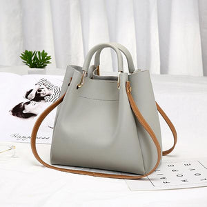 2018 Lady Women Fashion  Handbags Ladies Tote Top Handle Bags