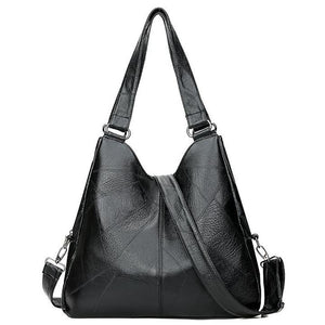 Casual Large Capacity Hobo Bag