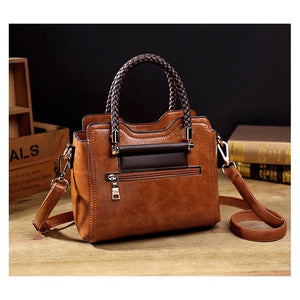 Leather Bag Women Handbags Famous Brand Women Messenger Bags
