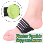 Foot Cushioned Arch shock Absorbers