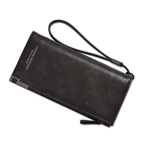RFID Long Wallet Clutch Bag