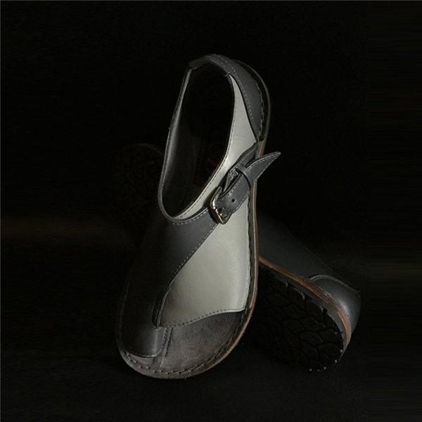 Women Comfy Handmade Soft Leather Sandal Shoes