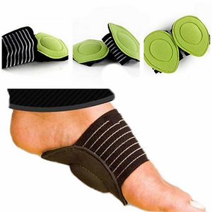 Foot Cushioned Arch shock Absorbers-Health Care-prime4choice.com-