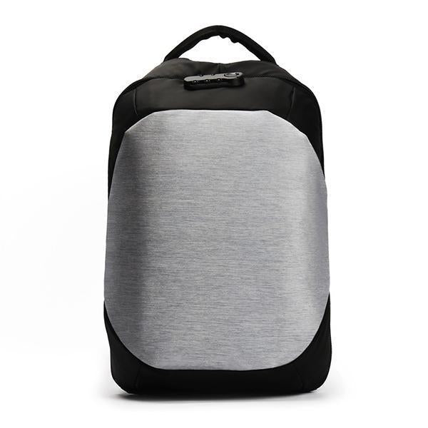 The Best Anti-Theft Backpack-bags-Prime4Choice.com-Silver Gray-