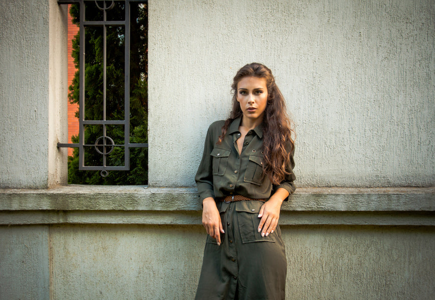 5 Military Style Clothing Trends You Have to See to Believe