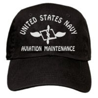 Adjustable Fit U.S. Navy Direct Embroidered Ratings Cap - Custom Military Apparel & Accessories