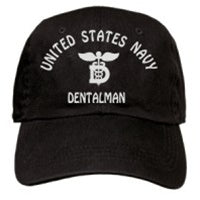 Load image into Gallery viewer, U.S. Navy Direct Embroidered Ratings Cap - Custom Military Apparel & Accessories