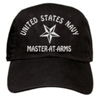 U.S. Navy Direct Embroidered Ratings, Adjustable Back Cap - Custom Military Apparel & Accessories