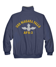 Load image into Gallery viewer, U.S. Navy Direct Embroidered Rating Portlander Jacket - Custom Military Apparel & Accessories